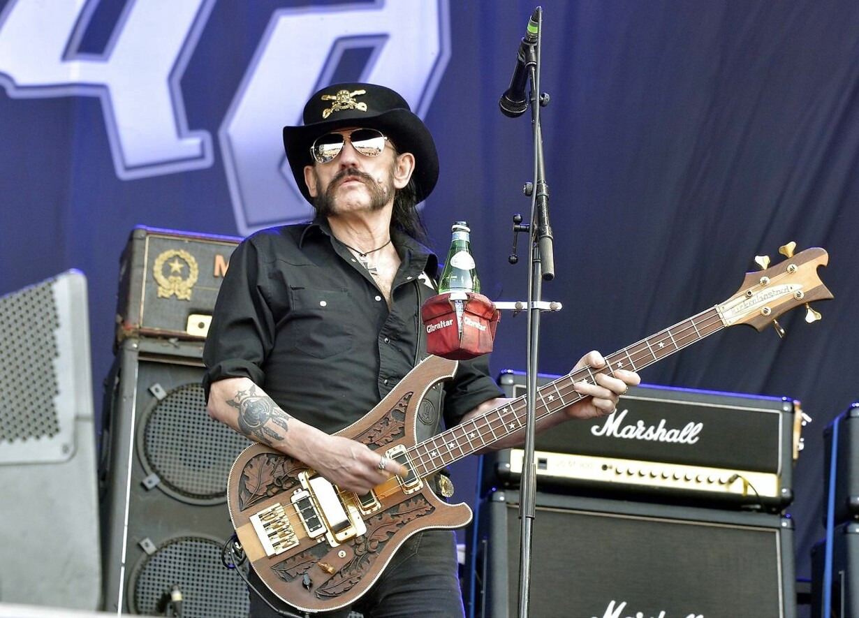 FRANCE-BRITAIN-MUSIC-MOTORHEAD-LEMMY-FILES