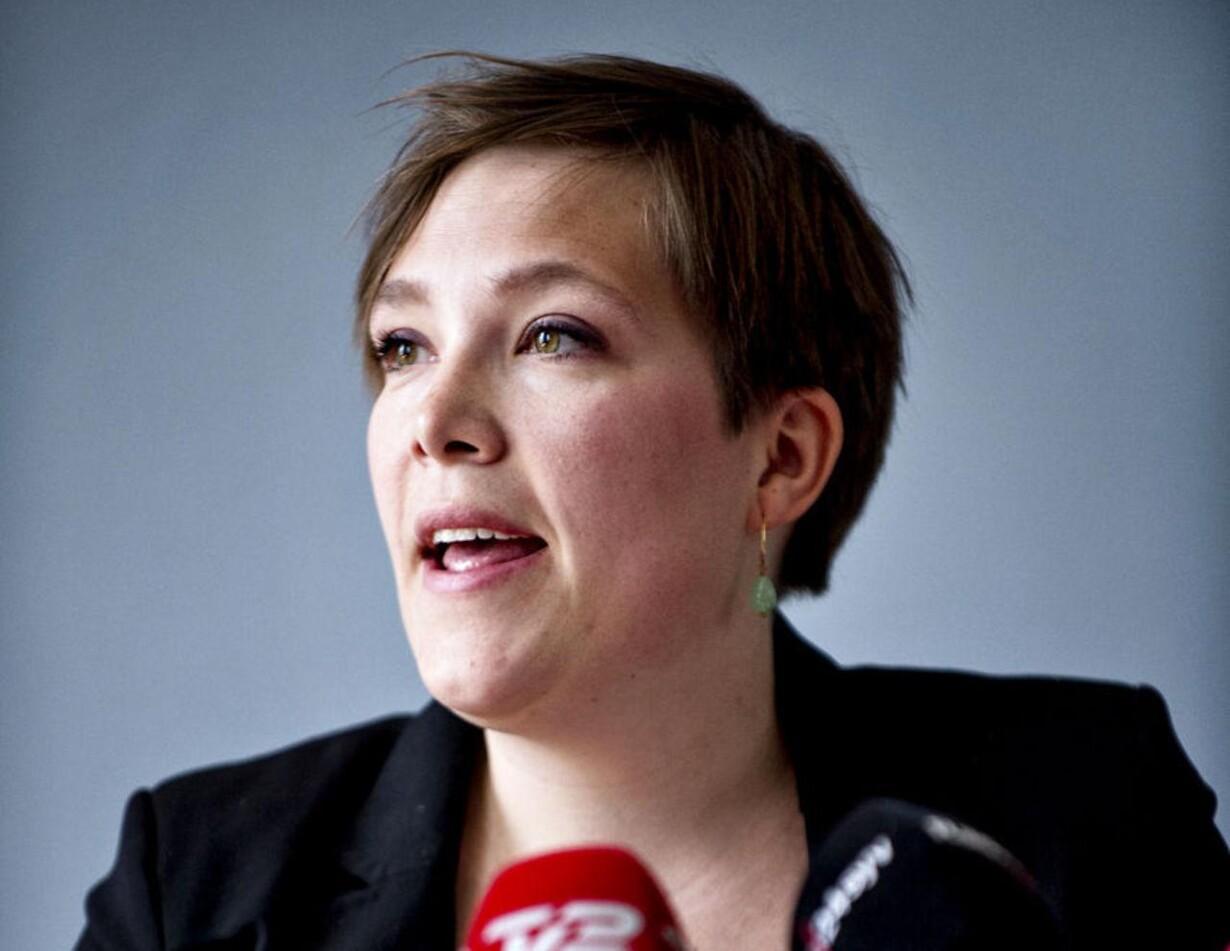 Astrid Krag fremlægger lovindgreb