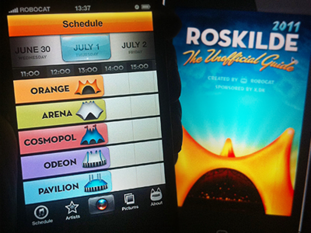 Roskilde uofficiel guide