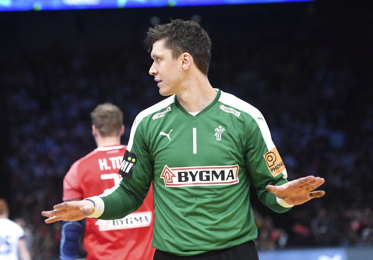 RB PLUS Skader bekymrer inden nordisk håndboldbrag HANDBOLLS-VM