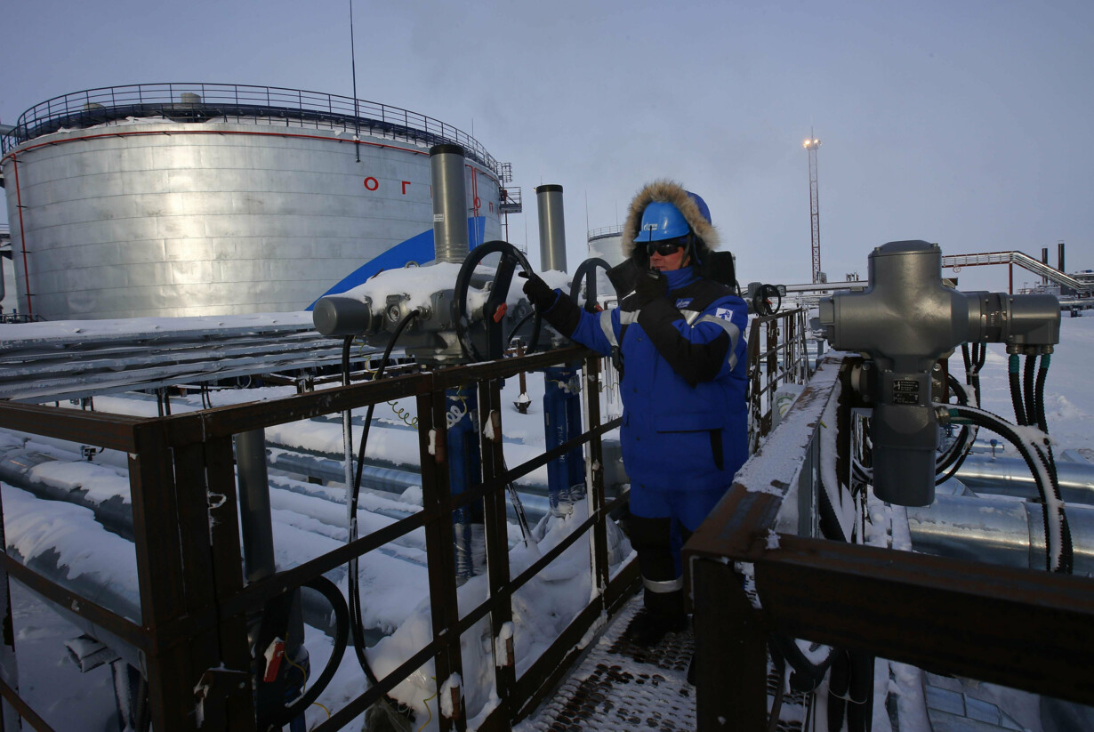 FILES-RUSSIA-ENERGY-OPEC-OIL -