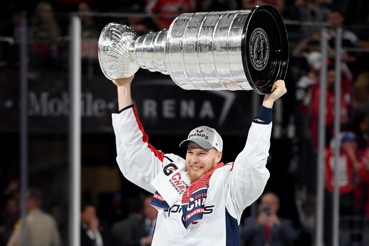 2018 NHL Stanley Cup Final - G