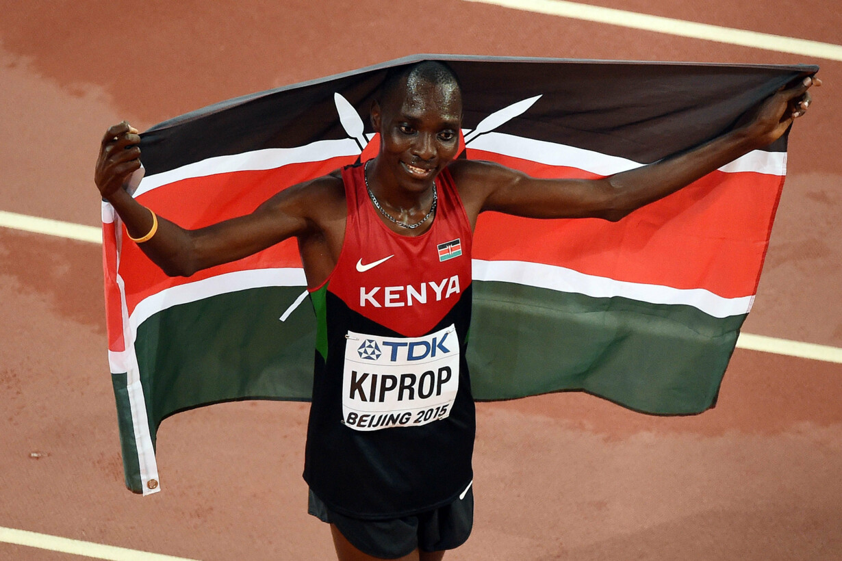 FILES-ATHLETICS-DOPING-KEN-KIP