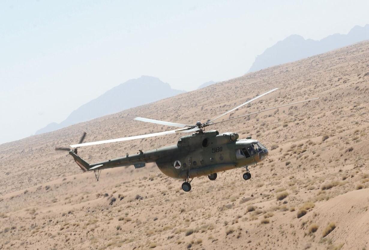 AFGHANISTAN-US-MILITARY