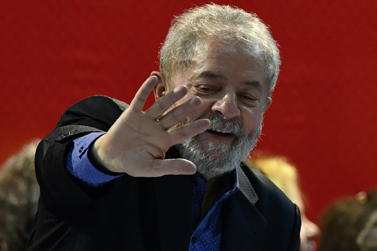 BRAZIL-URUGUAY-WORKERS PARTY-L