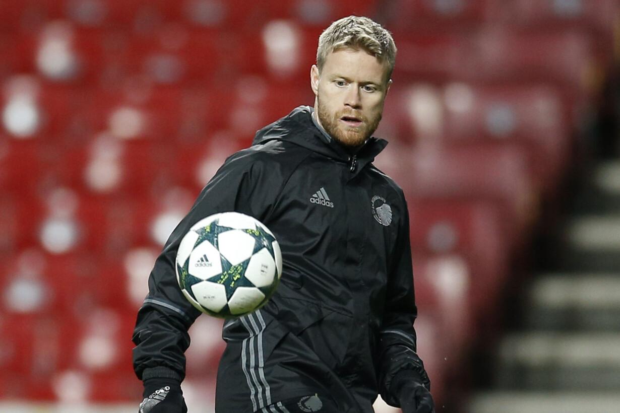 FC Copenhagen Training - 20170