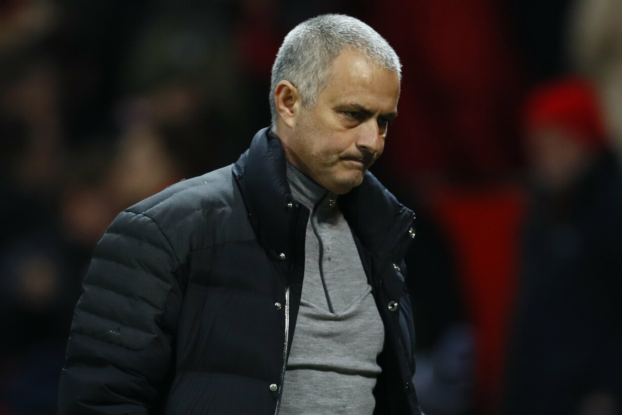 Manchester United manager Jose