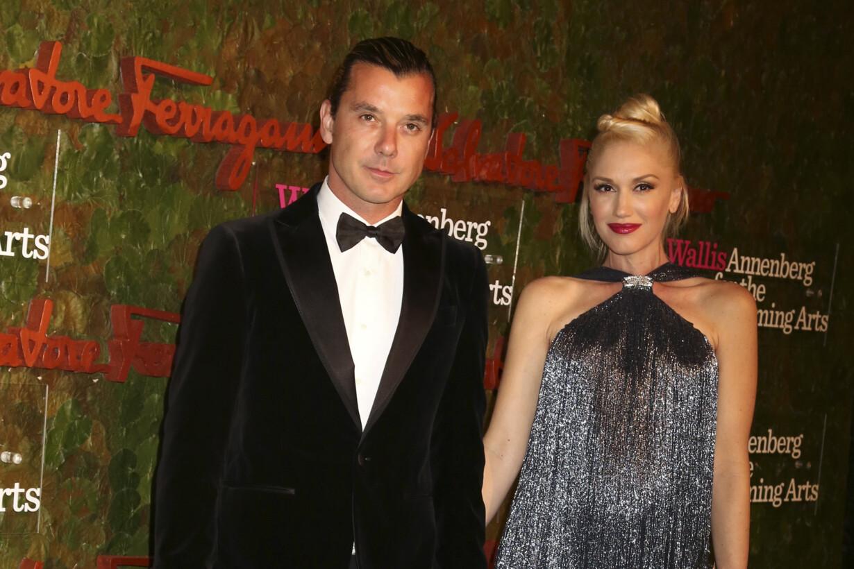 Singer Stefani and husband Ros