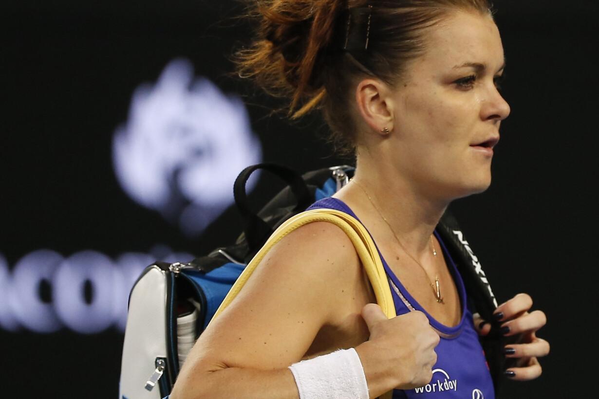 Tennis - Australian Open - Mel