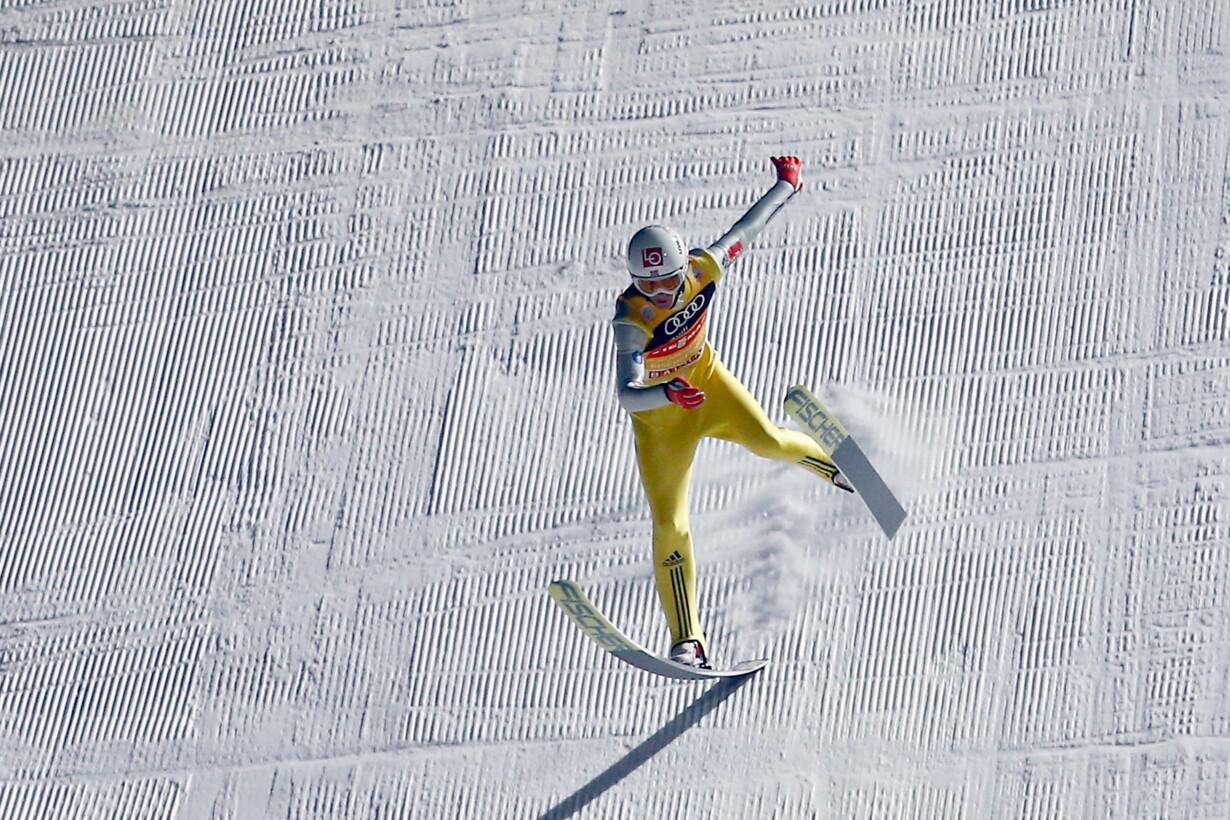 Ski Jumping - 65th four-hills