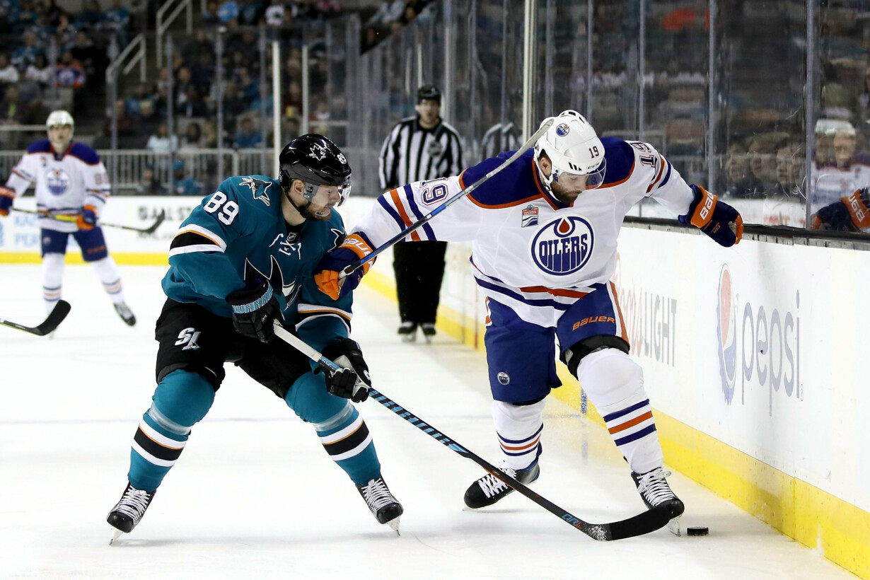 Edmonton Oilers v San Jose Sha