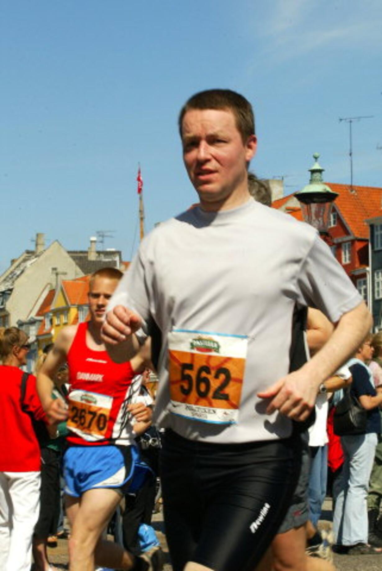 Maratonmanden - 1