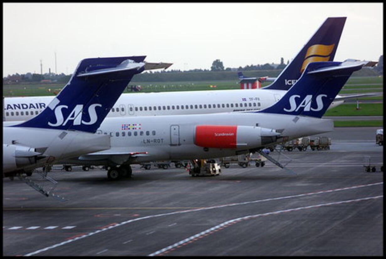 SAS: Sparekabalen fortsat uløst - 1