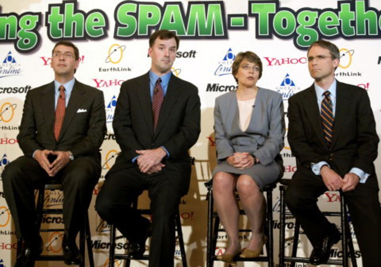 Stor-krig mod spam - 1