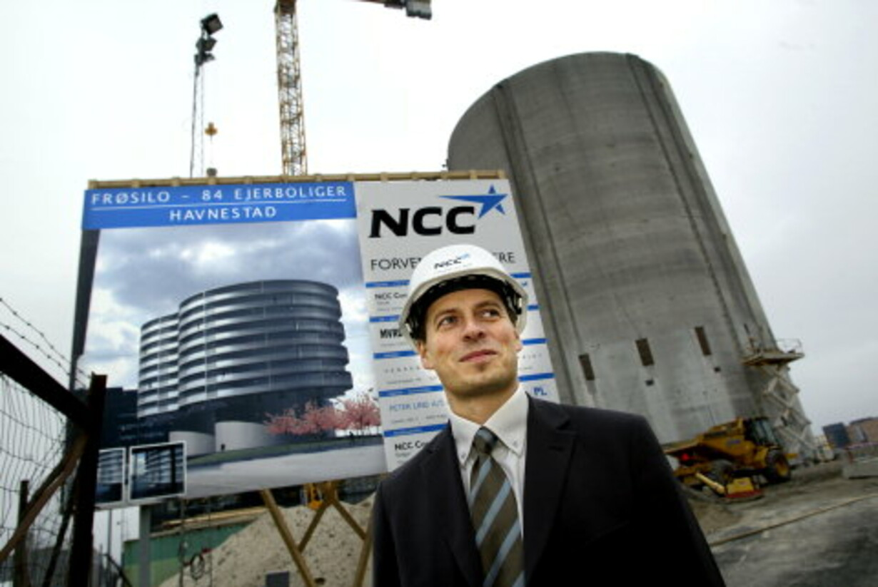 NCC sparer millioner på indkøbskontoen - 1