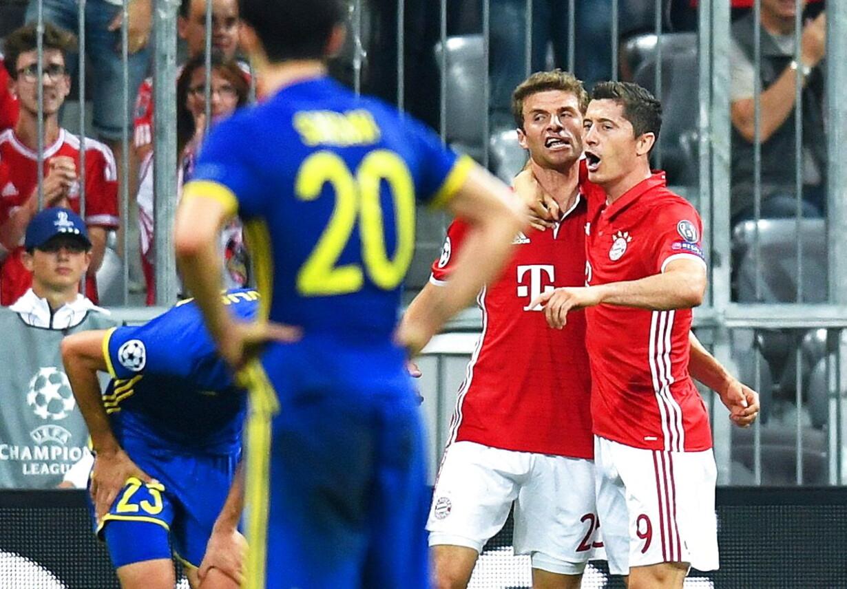 GERMANY SOCCER UEFA CHAMPIONS LEAGUE
