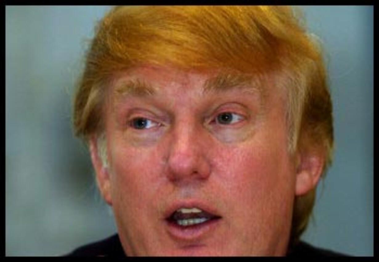 Trump søger patent på »Du er fyret!« - 1