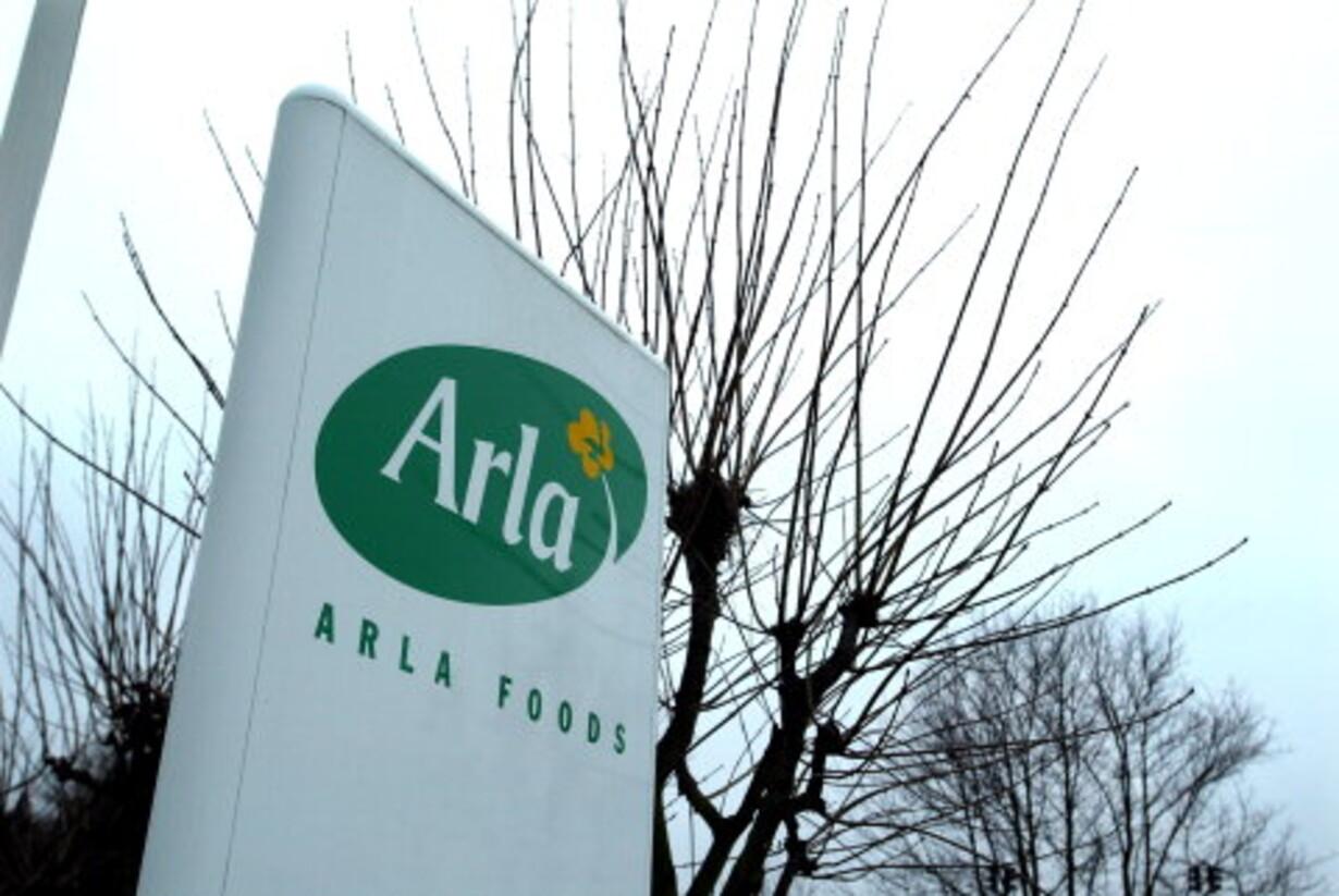 Arla bebuder fyringer over for ansatte - 1