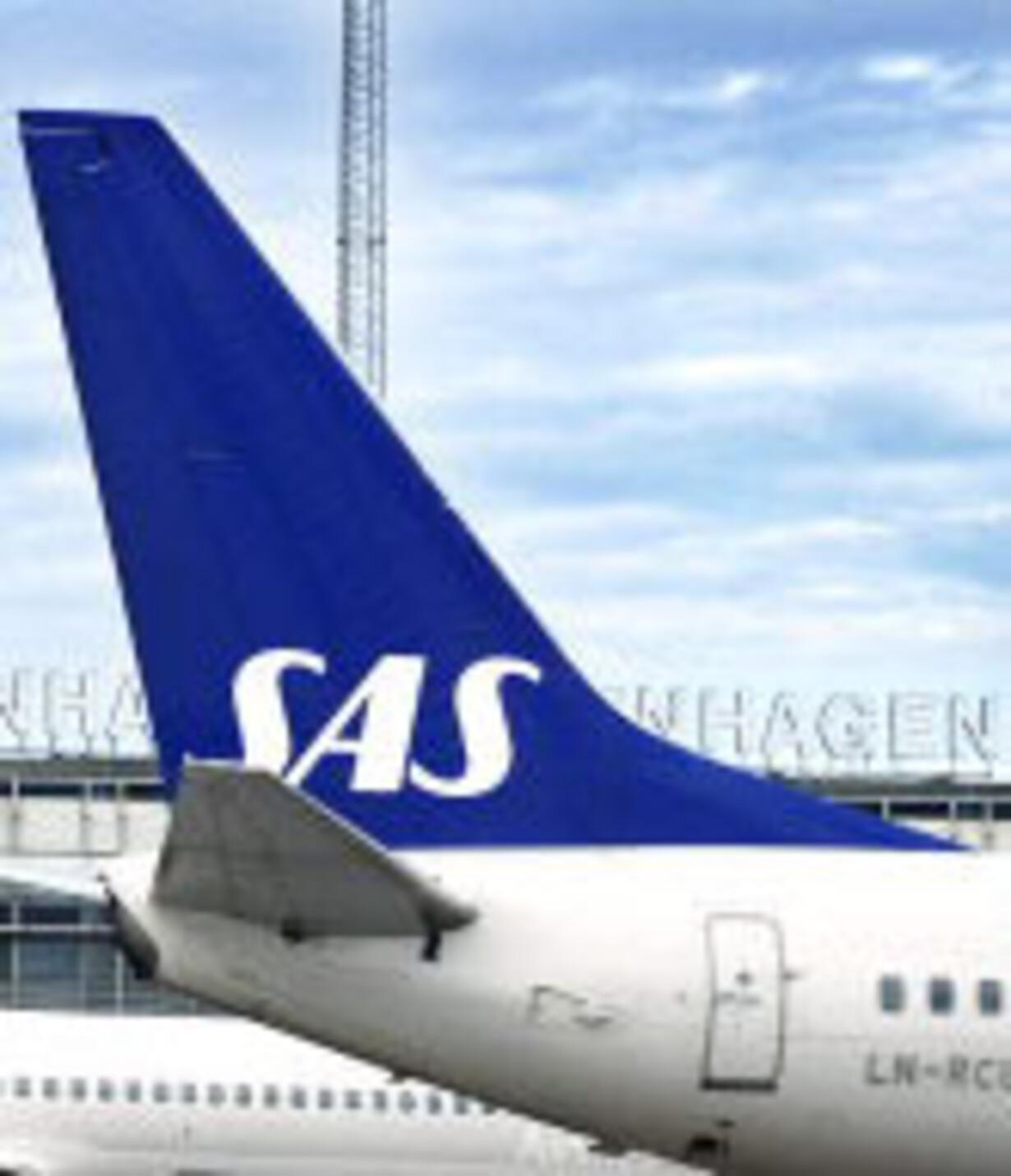 SAS-fly hårdt ramt af chaufførstrejke - 1