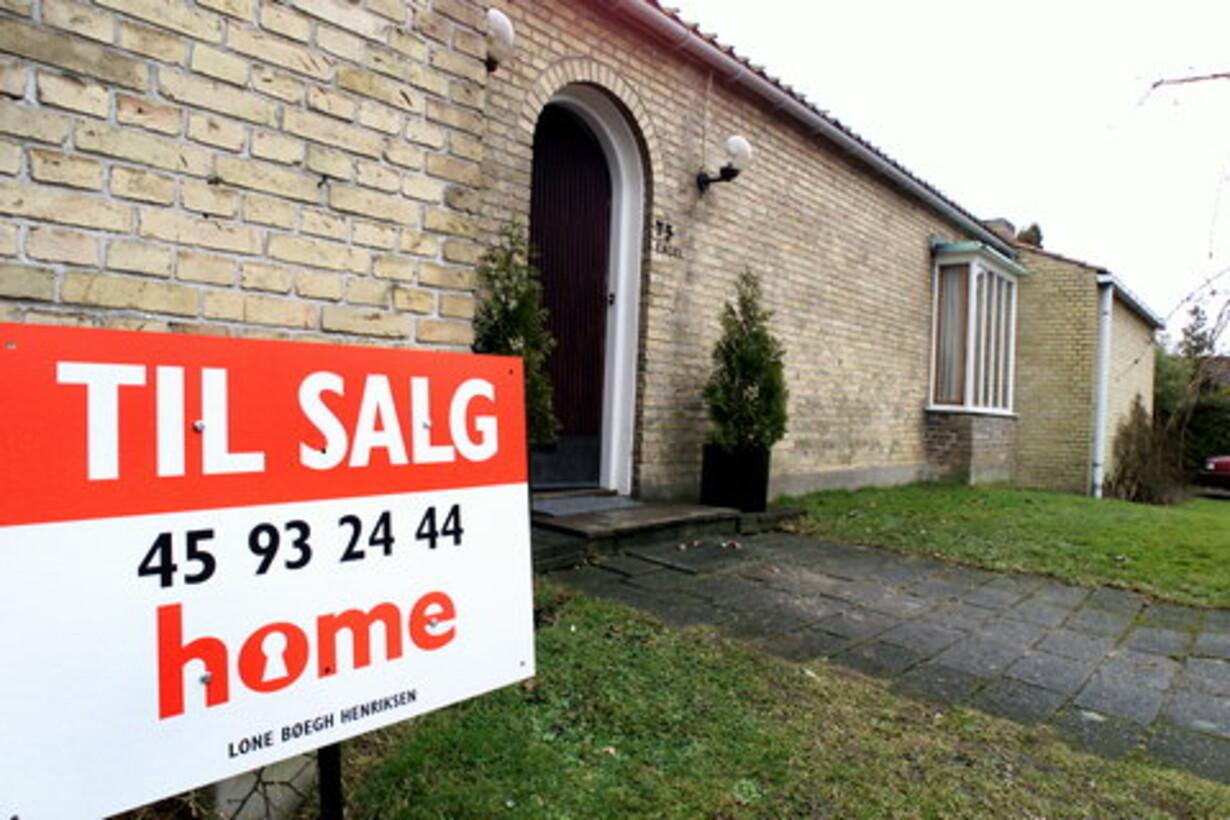 Nye lån presser huspriser op - 1