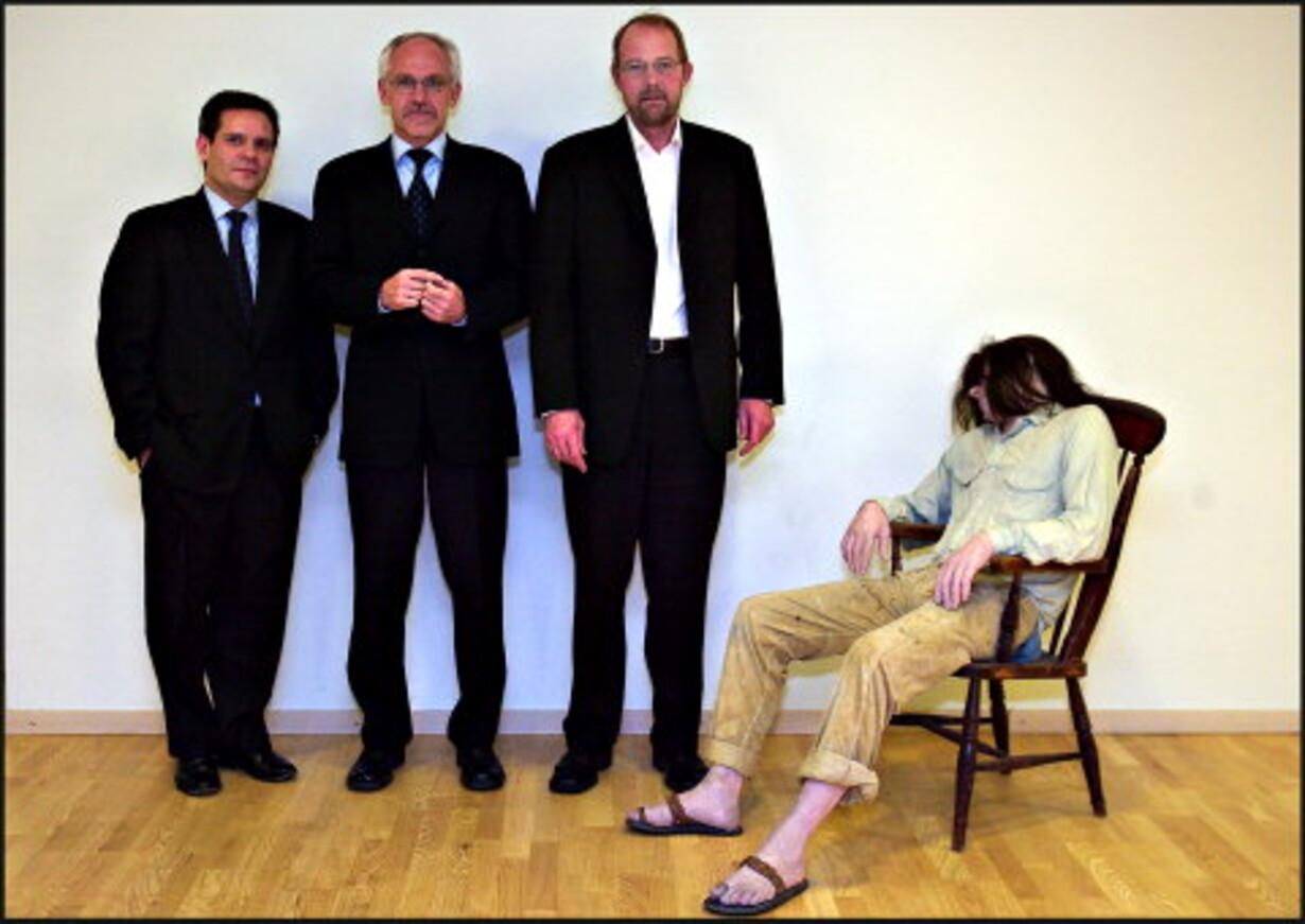 Advokatfirmaer på kapringstogt - 1