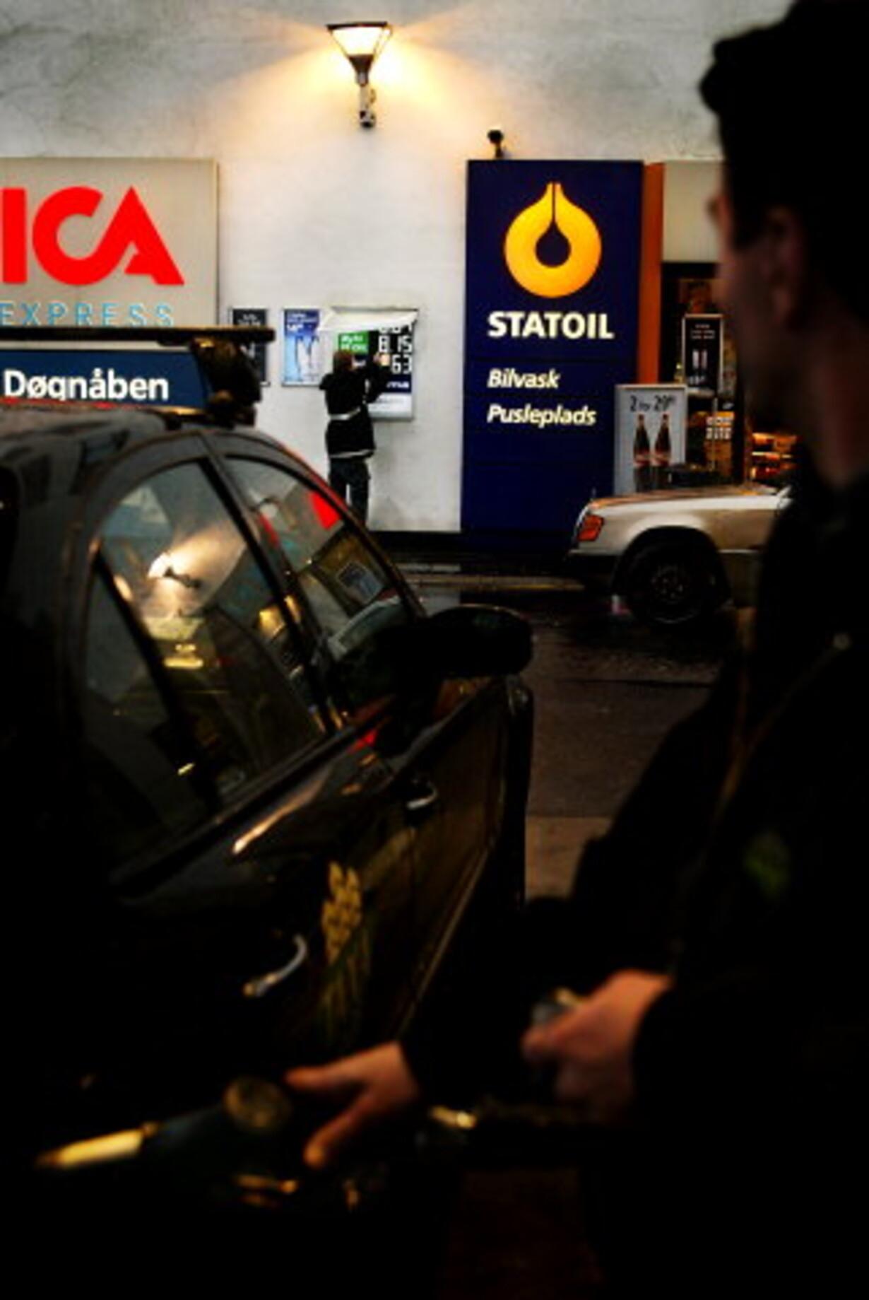 Benzinkrig vil rense ud i branchen - 1