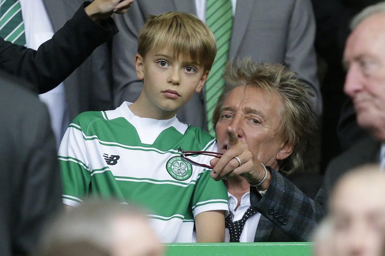 Celtic v Heart of Midlothian -
