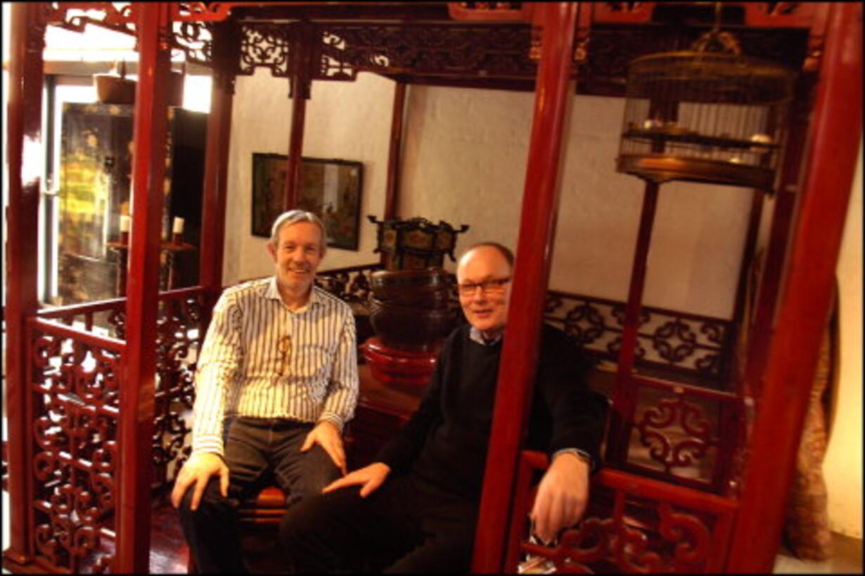 Der er flere beretninger om kinesiske kejsere, der har haft mandlige Aalborg Teater giver os en velspillet udgave af en gammel men stadig.