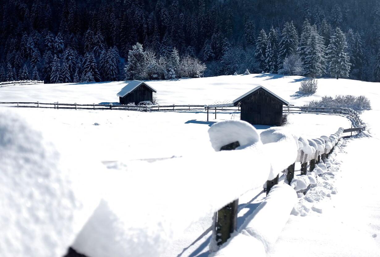 GERMANY WEATHER SNOW