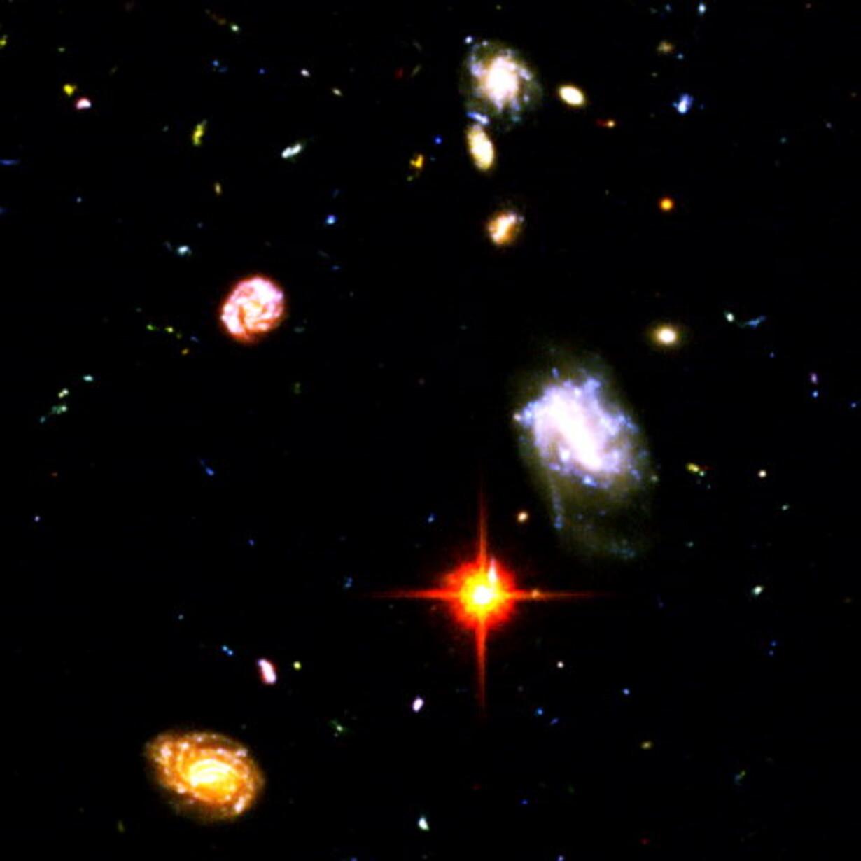 Ellipseformede Galakser