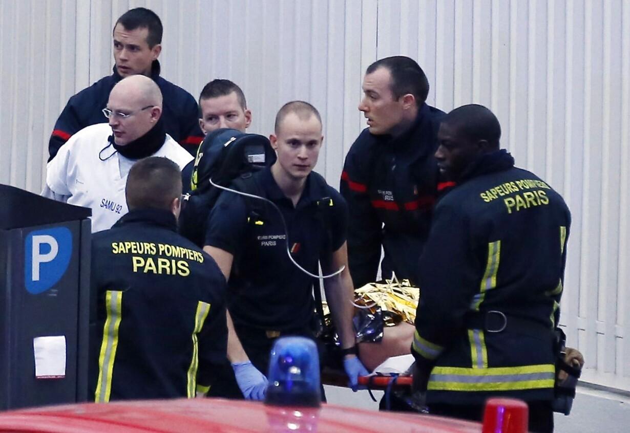 FRANCE-AGRESSION-POLICE