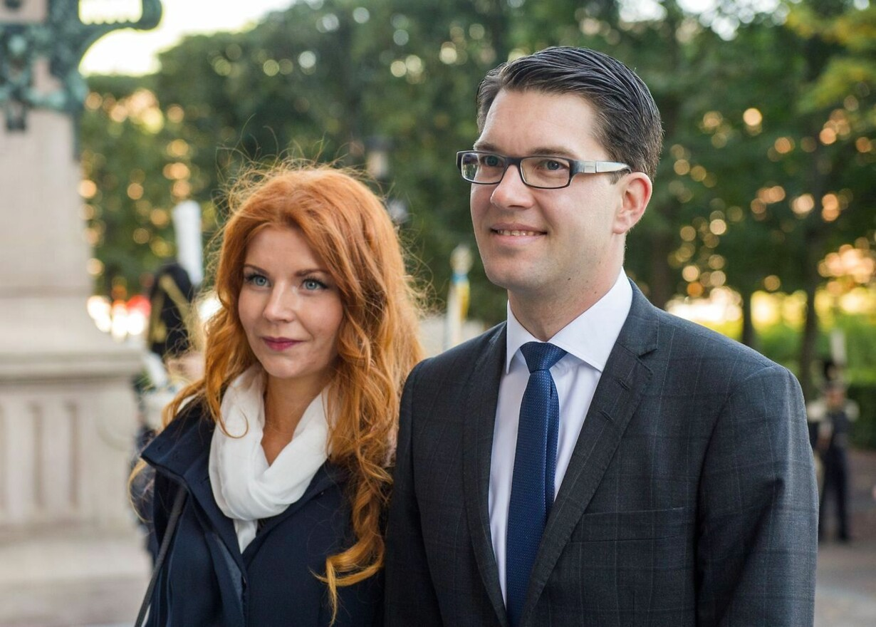 SWEDEN-POLITICS-PARLIAMENT