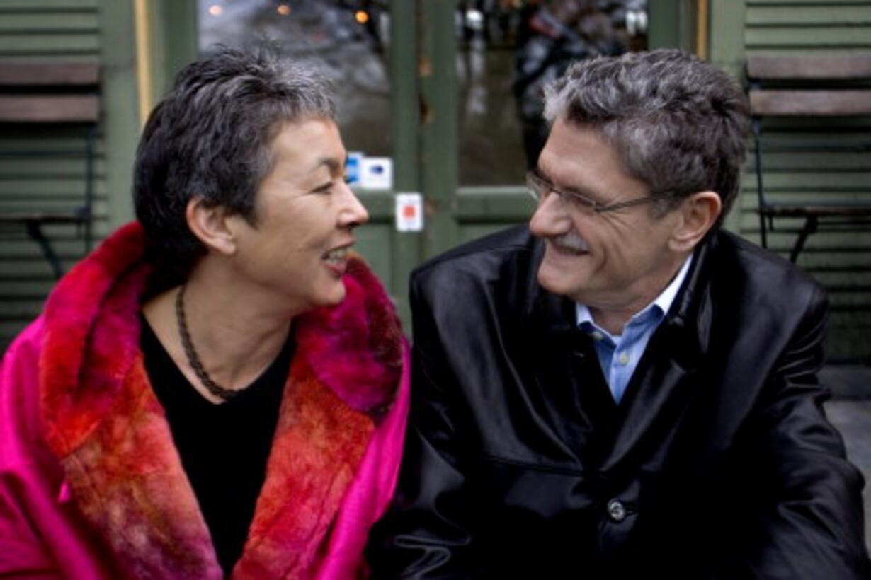 Lykketoft gift i Grønland - 1