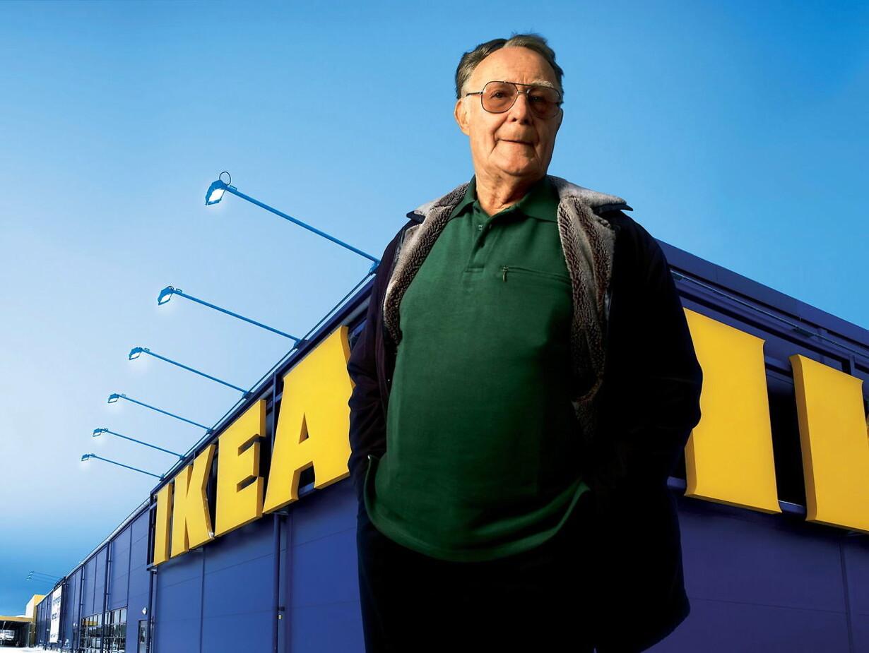 FILE SWEDEN IKEA KAMPRAD