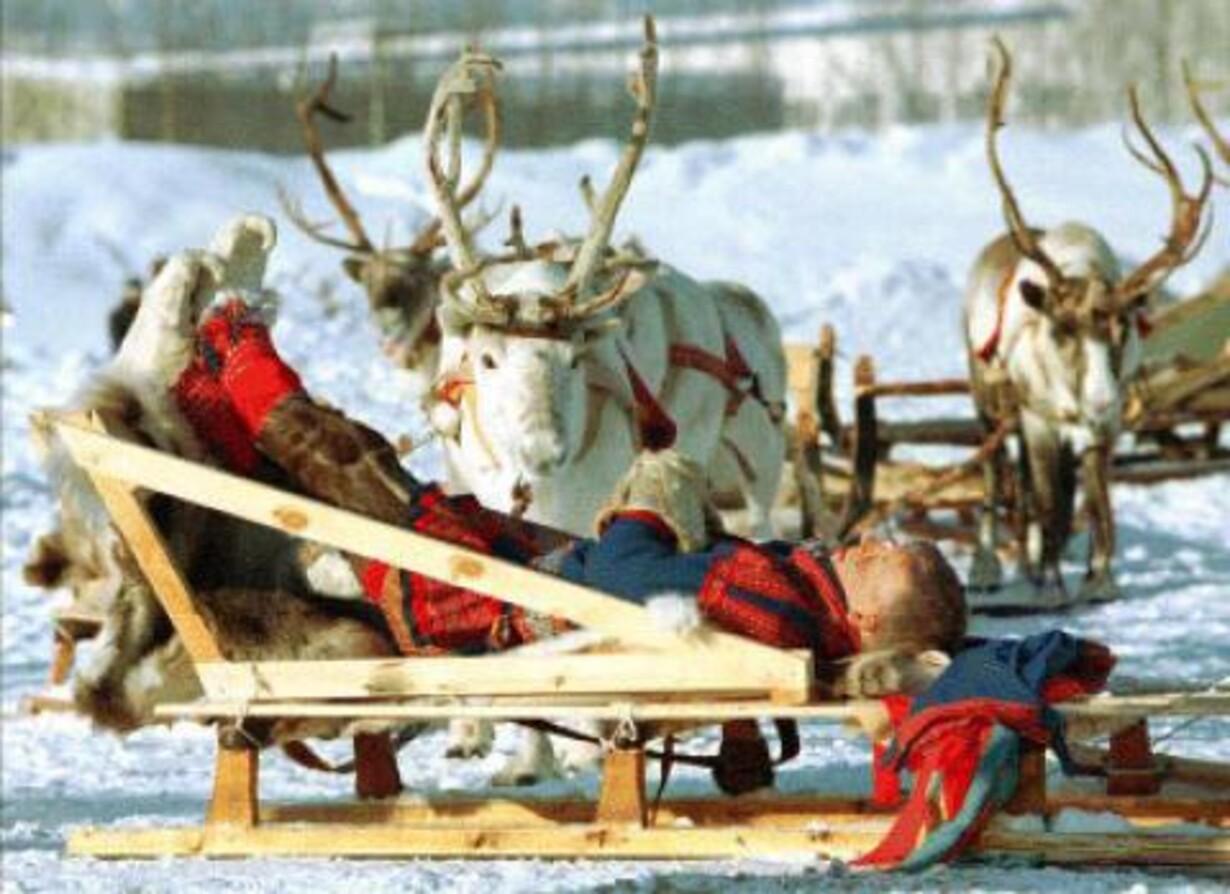 Samerne byder  velkommen til Sápmi - 1