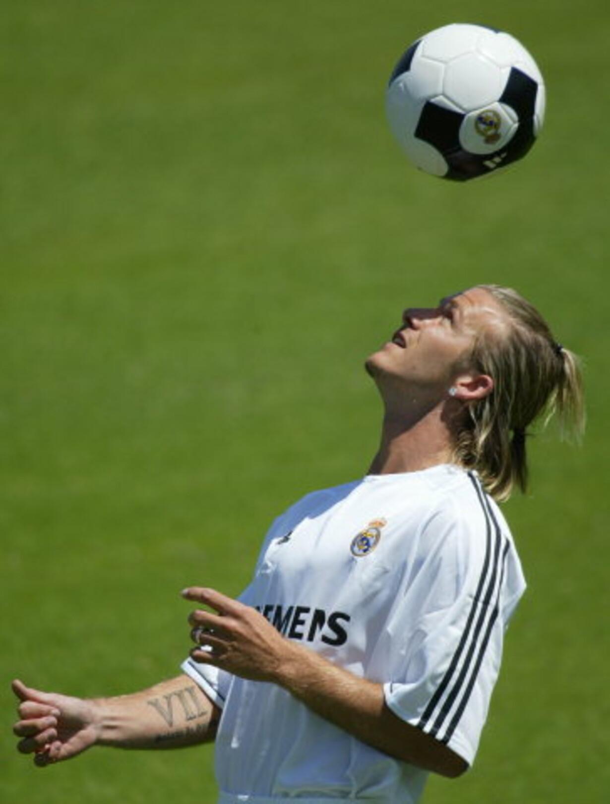 Beckham far nummer 23