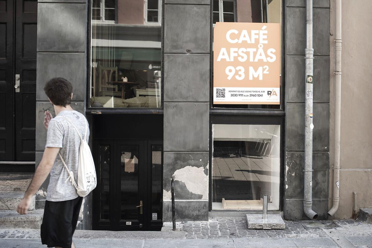 d58bbbe05ed Historisk mange butikslokaler står tomme i København: »Det går ...