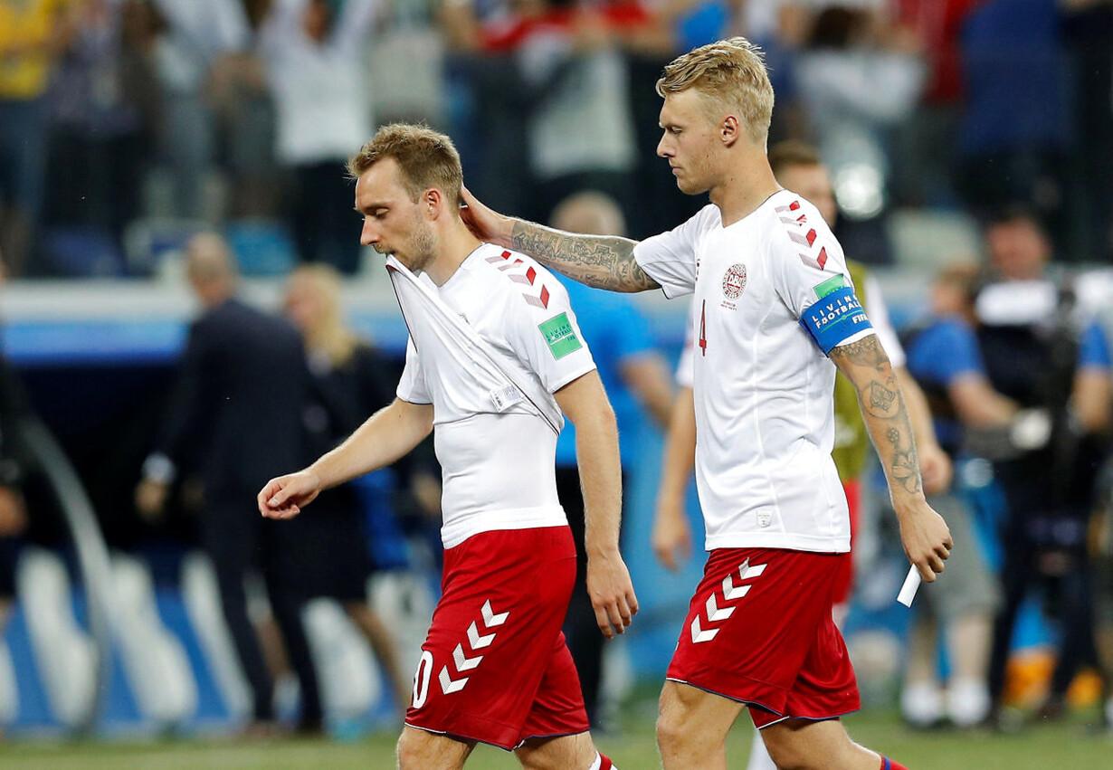 SOCCER-WORLDCUP-CRO-DNK/
