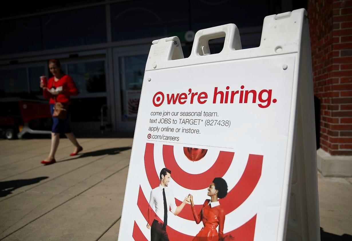 Amerikanske jobs