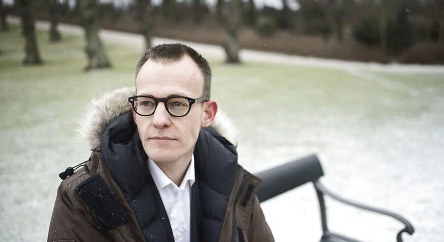 Forsvarsadvokat Peter Trudsø er beskikket forsvarer for tyve af de sigtede i børnepornosagen.