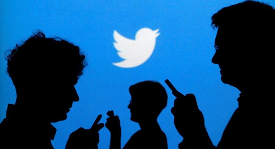 Når du modtager beskeder eller likes via det sociale medie Twitter, kan du ikke altid være sikker på, at der sidder et menneske på den anden side af skærmen.