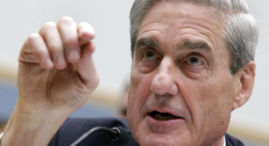 Den særlige undersøger, tidligere FBI-chef Robert Mueller, står angiveligt højt på listen over mennesker, som USAs præsident, Donald Trump, gerne så fyret.