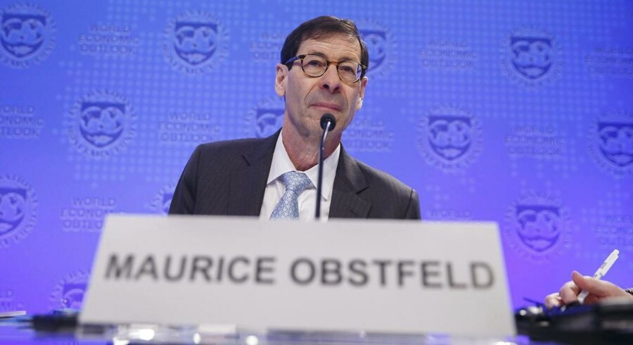 IMFs cheføkonom, Maurice Obstfeld