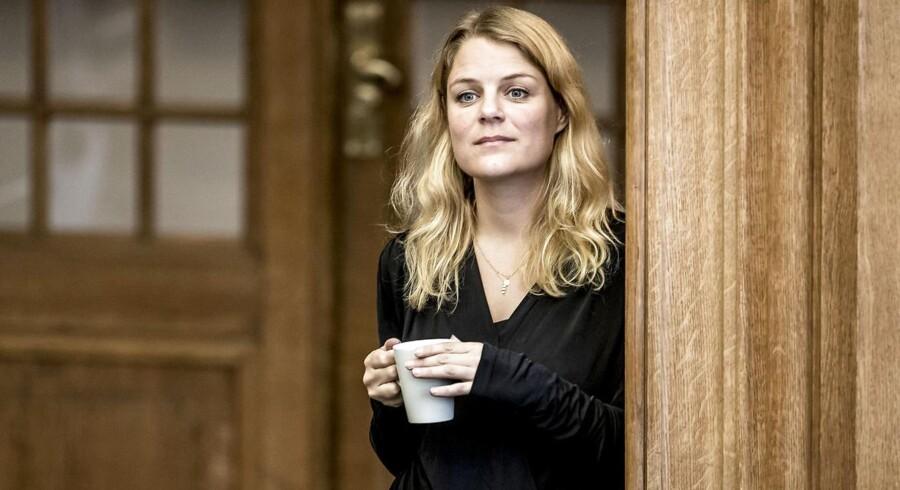 Arkivfoto: Folketingspolitiker blev ramt af en falsk nyhed om, at hun på blodig vis skulle være fundet død nær Aarhus. (Foto: Mads Claus Rasmussen/Scanpix 2017)