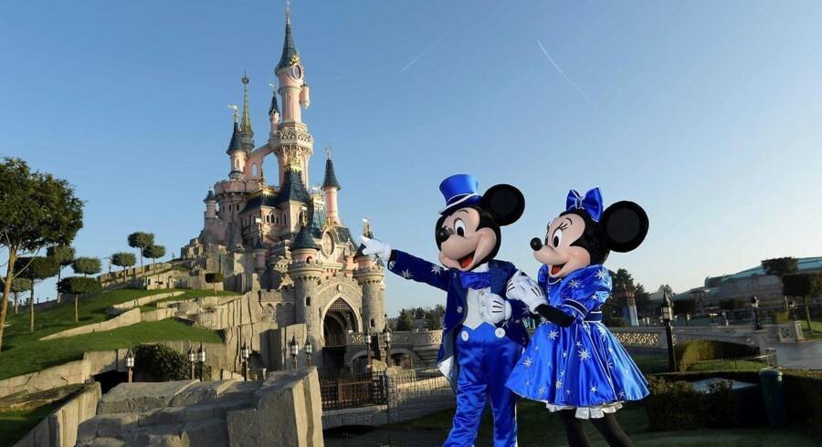 Walt Disney annoncerer en investering i Europas mest besøgte forlystelsespark, Disneyland Paris, på 2 milliarder euro. Investeringen skal bruges på en udvidelse af parken fra 2021.