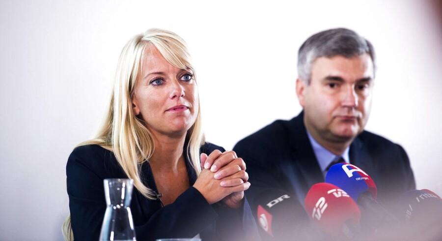 Nye Borgerliges Pernille Vermund har fanget russiske og britiske mediers opmærksomhed.