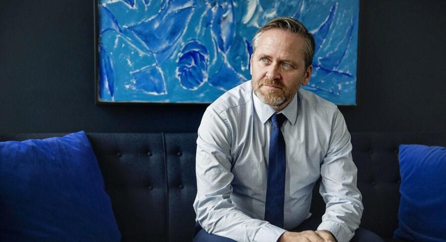 Globalisering er godt, understreger Danmarks nye udenrigsminister Anders Samuelsen (LA).