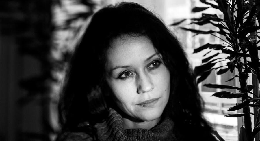 Ljudmila Savtjuk – russisk journalist, der har været undercover i en af de russiske troldefabrikker, hvor fake news bliver skrevet.