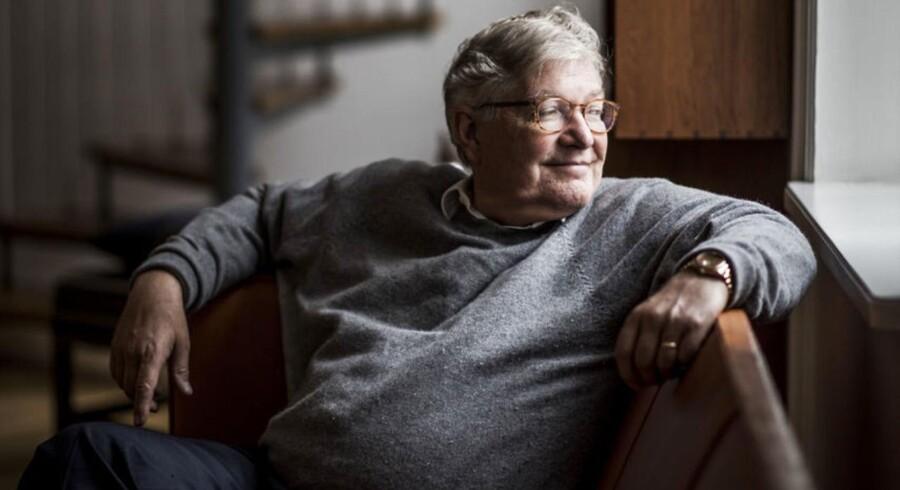 Knud Erik Hansen er ejer og administrerende direktør i den familieejede møbel-virksomhed Carl Hansen & Søn, som på fem år har fordoblet både omsætning og indtjening.