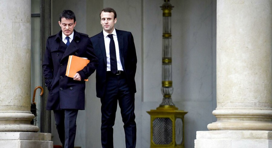 Hackere med forbindelser til Ruslands regering forsøgte under Frankrigs præsidentvalg at skade centrumpolitikeren Emmanuel Macrons.
